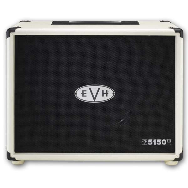 EVH 5150III 112 Cab Ivory Cabinet, EVH, Sounds Great Music