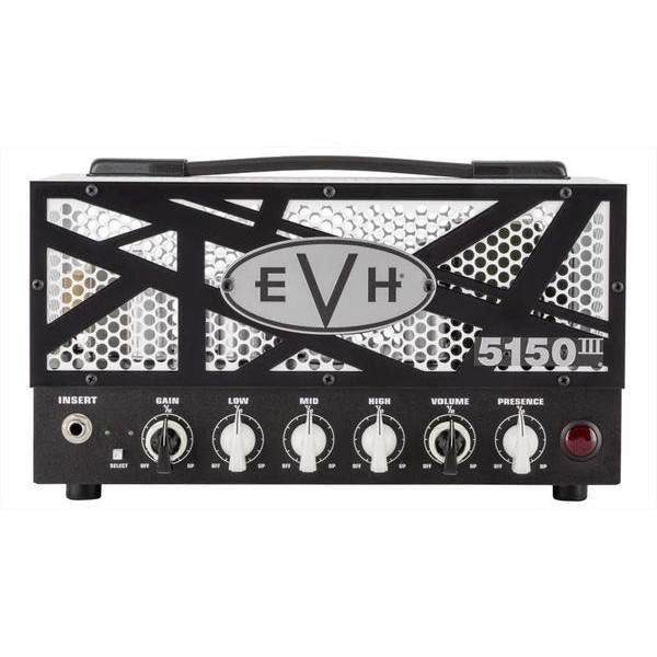 EVH 5150III 15W LBXII Head - Amplifier Head - EVH - Sounds Great Music