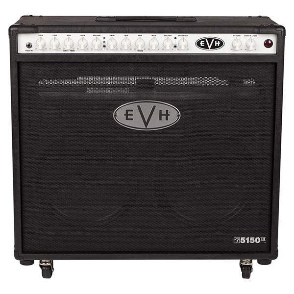 EVH 5150III 212 50w Combo Black Combos, EVH, Sounds Great Music