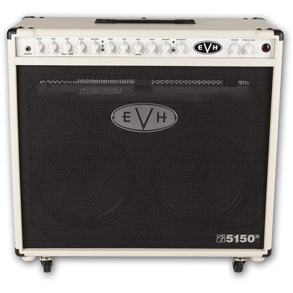 EVH 5150III 212 50w Combo Ivory Combos, EVH, Sounds Great Music