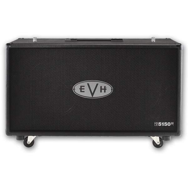 EVH 5150III 212 Extension Cab Black Cabinet, EVH, Sounds Great Music