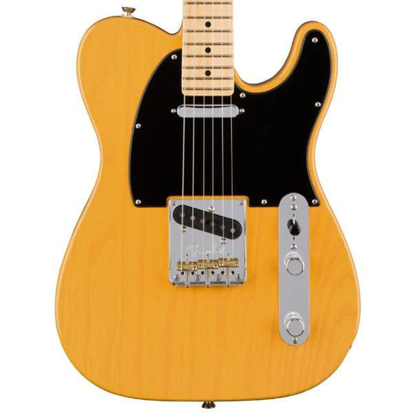 Fender American Professional Telecaster Maple Butterscotch Blonde Electric Guitar - Electric Guitar - Fender - Sounds Great Music