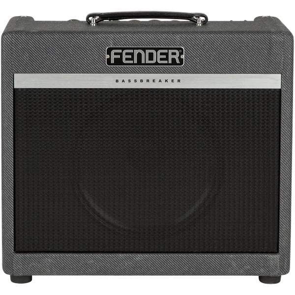 Fender Bassbreaker 15 Combo - Combos - Fender - Sounds Great Music