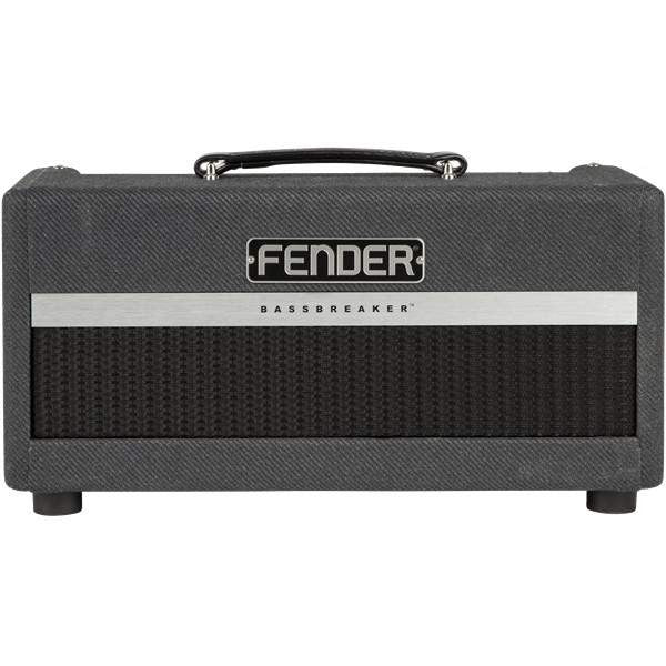 Fender Bassbreaker 15 Head Amplifier Head, Fender, Sounds Great Music