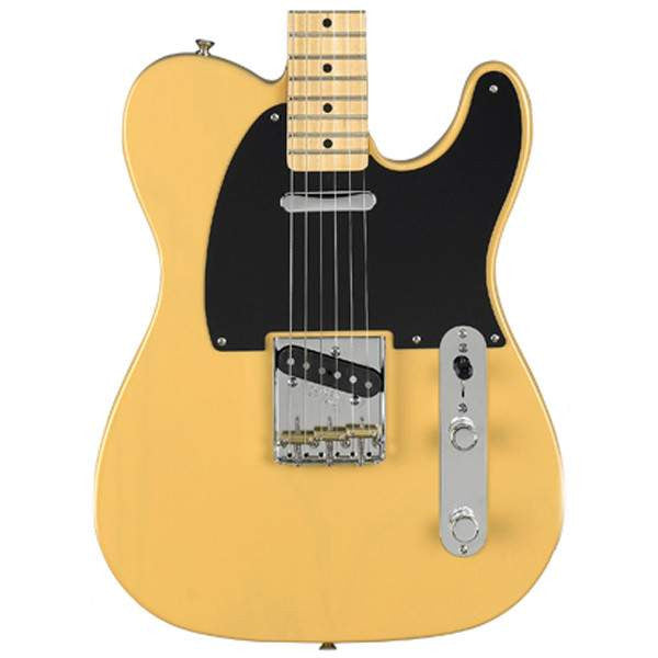 Fender Classic Player Baja Telecaster, Maple Fingerboard, Blonde Electric Guitar - Electric Guitar - Fender - Sounds Great Music