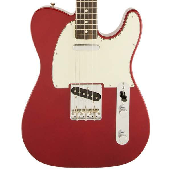 Fender Classic Series 60's Telecaster Rosewood fingerboard Candy Apple Red Electric Guitar - Electric Guitar - Fender - Sounds Great Music