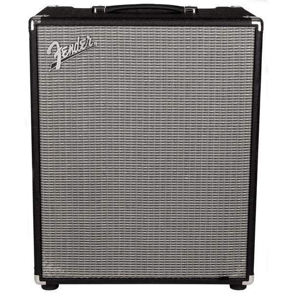 Fender Rumble 500 V3 Black/Silver Bass Amp, Fender, Sounds Great Music