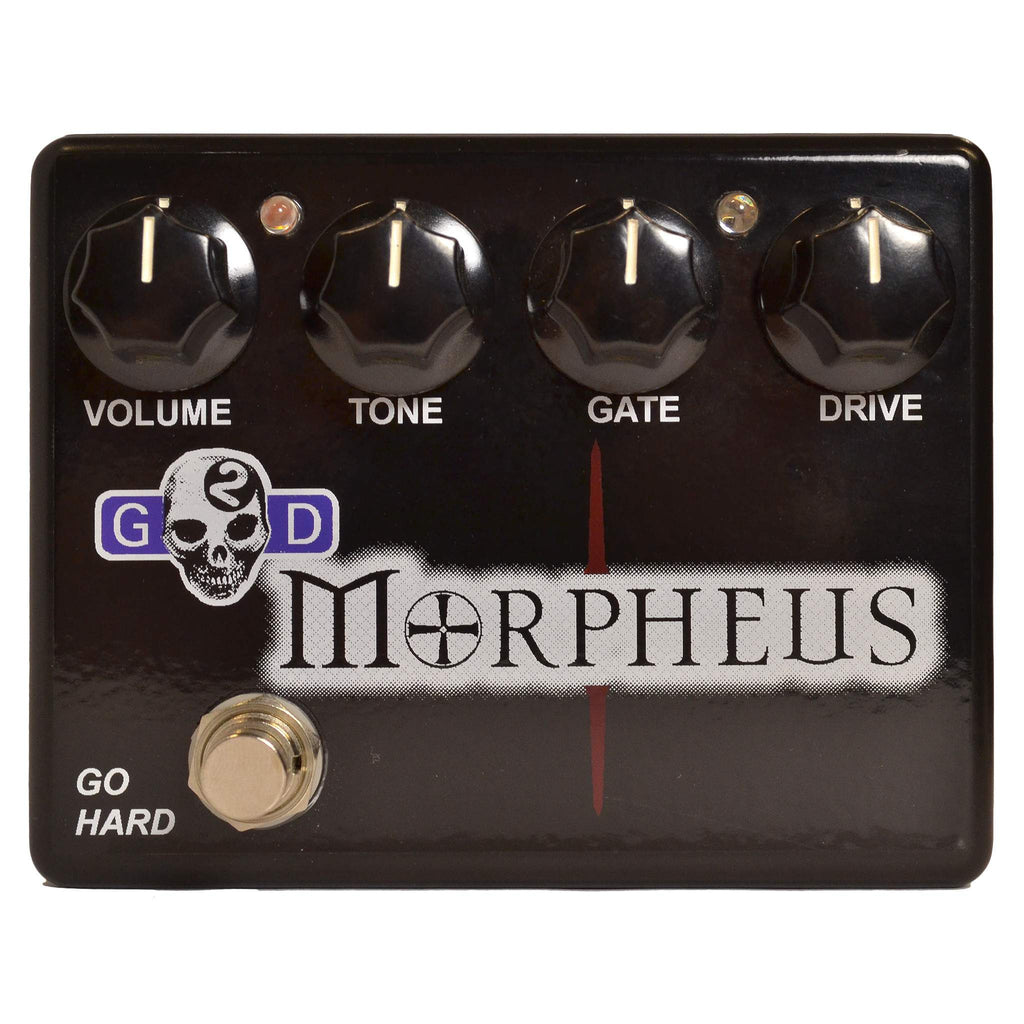 G2D Morpheus Distortion - Stomp Box - G2D Effects - Sounds Great Music