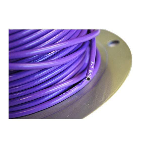 George L .155 Cable Purple per metre Effects Accessories, George L's, Sounds Great Music