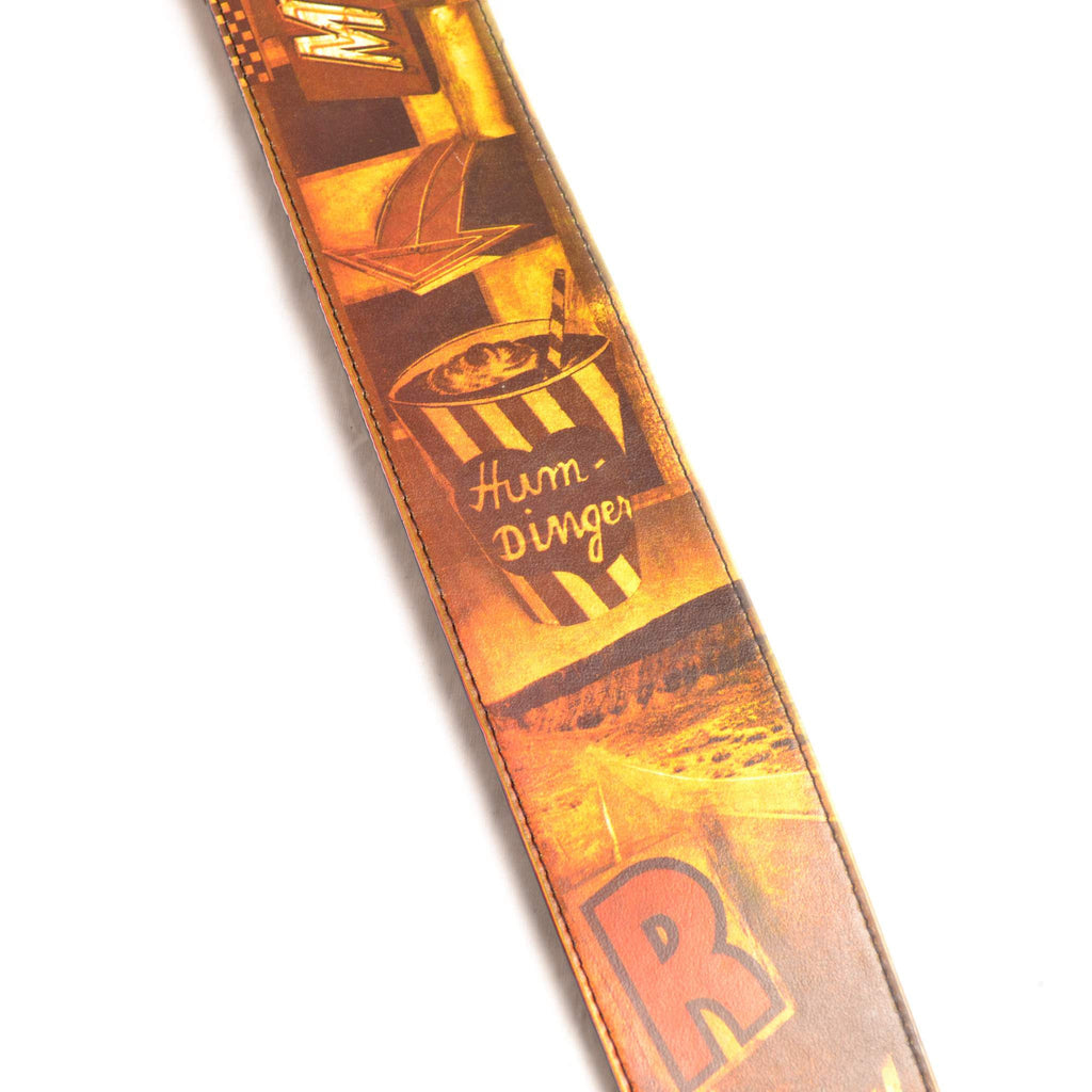 Gretsch Dave Newman Series Humdinger Guitar Strap Guitar Straps, Gretsch, Sounds Great Music