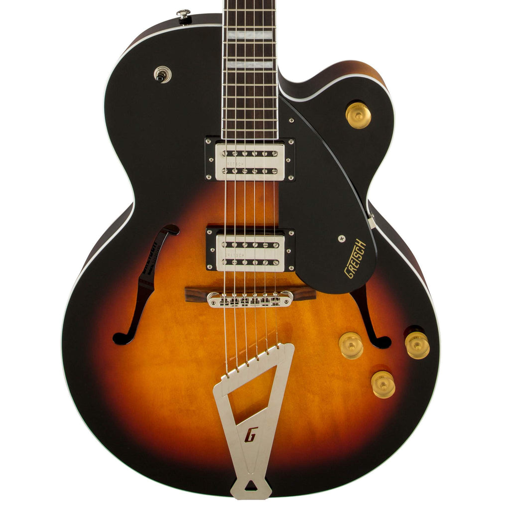 Gretsch G2420 Streamliner Hollowbody Aged Brooklyn Burst Electric Guitar - Electric Guitar - Gretsch - Sounds Great Music