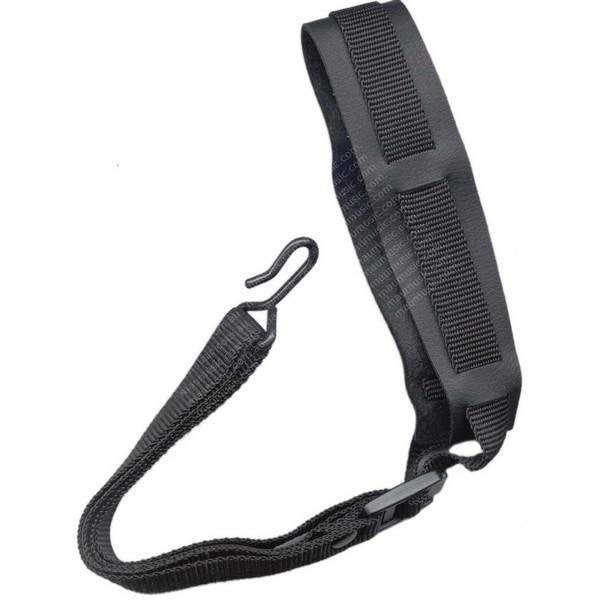Helin clarinet strap with synthetic neck pad 5000-5 - Woodwind Accessories - Helin - Sounds Great Music