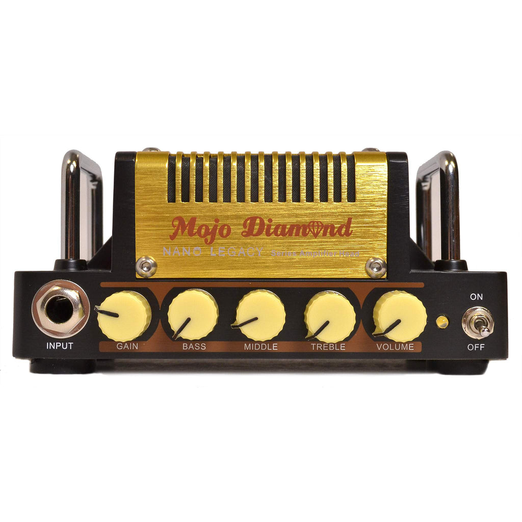 Hotone Mojo Diamond Amplifier Head, Hotone, Sounds Great Music