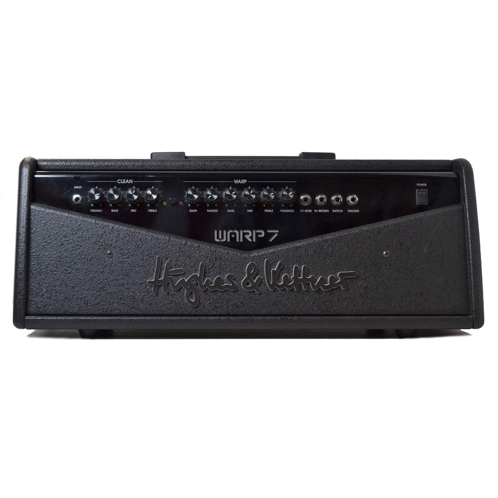 Hughes and Kettner Warp 7 Head - Amplifier Head - Hughes and Kettner - Sounds Great Music