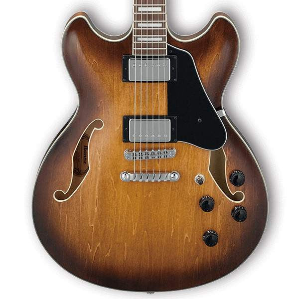 Ibanez Artcore AS73-TBC Tobacco Brown Electric Guitar - Electric Guitar - Ibanez - Sounds Great Music