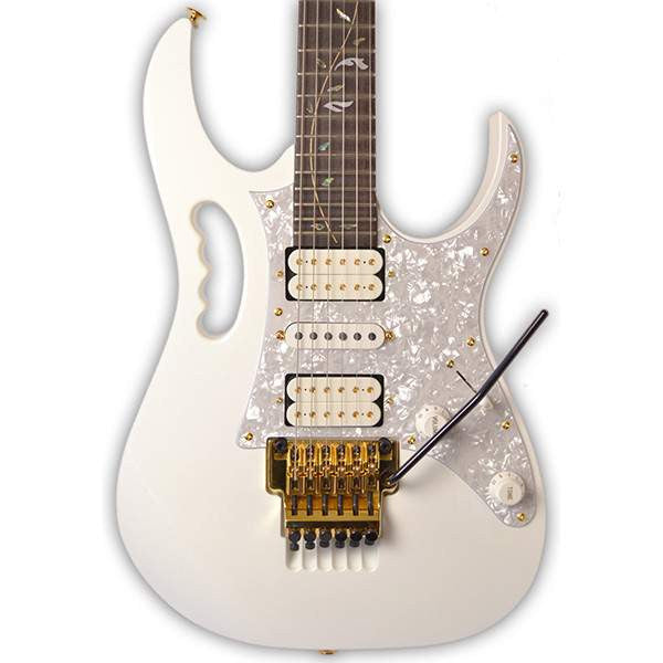 Ibanez Jem7V White Electric Guitar - Electric Guitar - Ibanez - Sounds Great Music