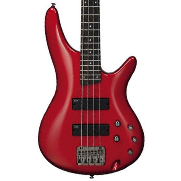 Ibanez SR300B-CA Candy Apple Bass Guitar, Ibanez, Sounds Great Music