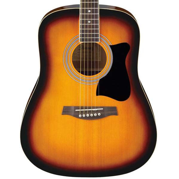 Ibanez V50NJP Jam Pack Acoustic Guitar, Ibanez, Sounds Great Music