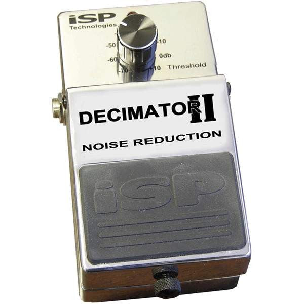ISP Decimator II Stomp Box, ISP, Sounds Great Music
