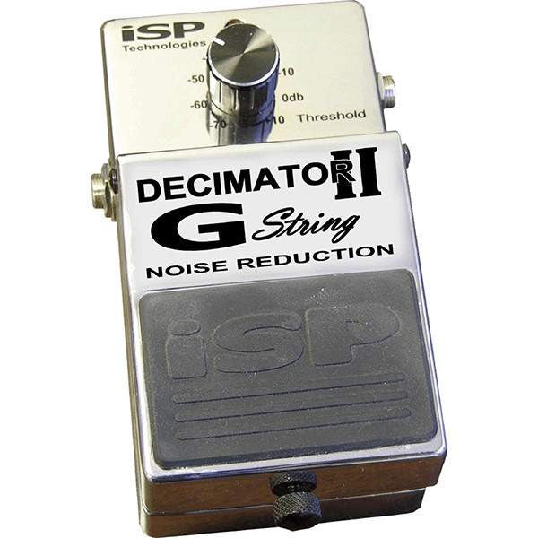 ISP Decimator II G String Stomp Box, ISP, Sounds Great Music