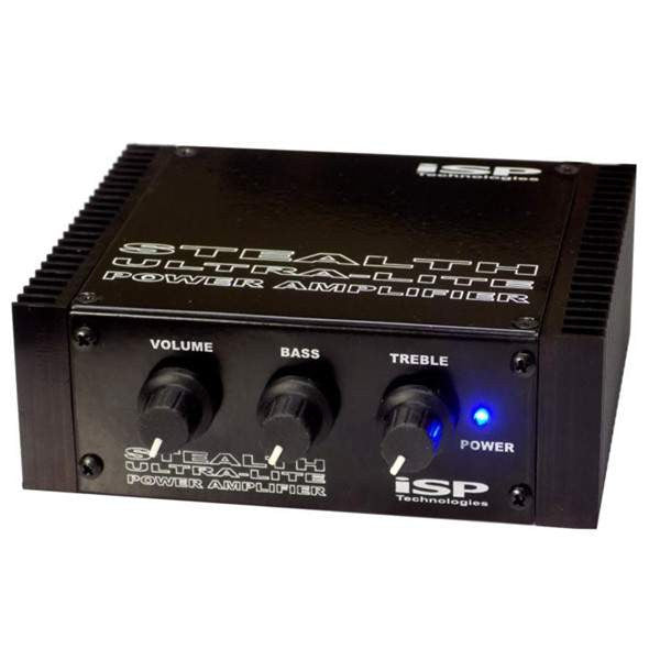 ISP Stealth Ultra-Lite Power Amp Amplifier, ISP, Sounds Great Music