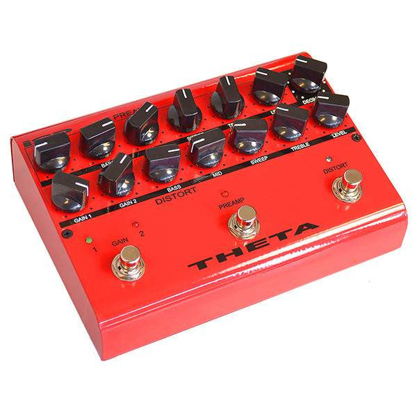 ISP Theta Pre Amp Pedal - Stomp Box - ISP - Sounds Great Music