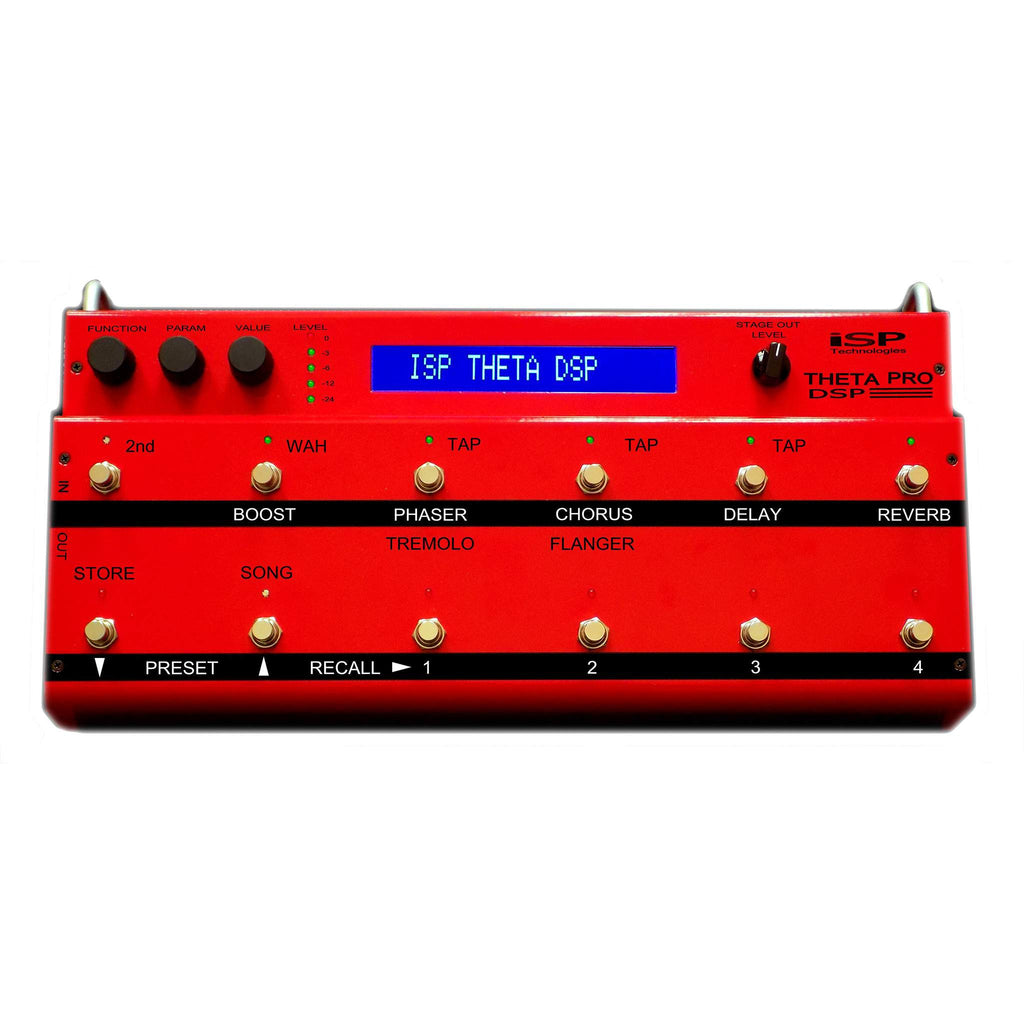ISP Theta Pro - Stomp Box - ISP - Sounds Great Music