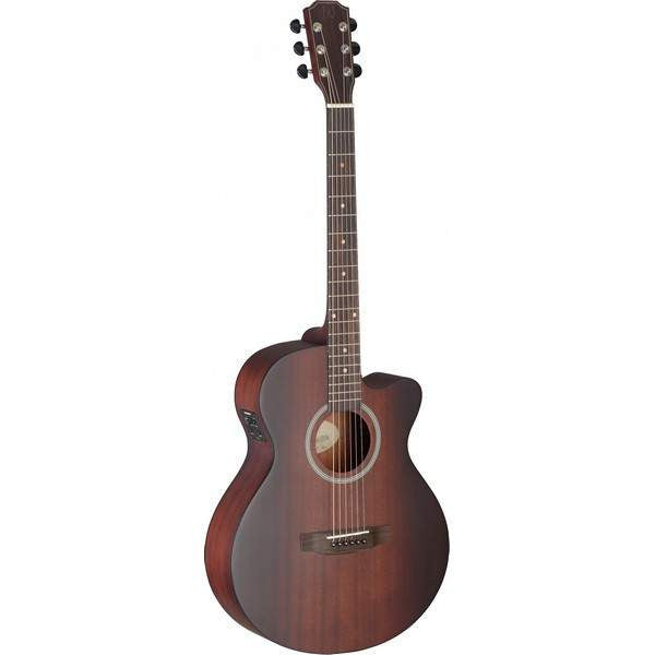 James Neligan DEV-ACFI BBST Bourbon Burst Acoustic Guitar, James Neligan, Sounds Great Music