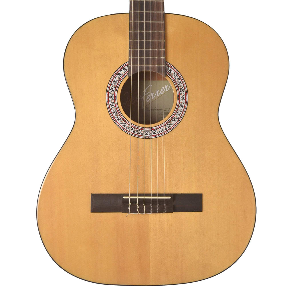 Jose Ferrer Estudiante. 3/4 size Classical 5208B Acoustic Guitar, Jose Ferrer, Sounds Great Music
