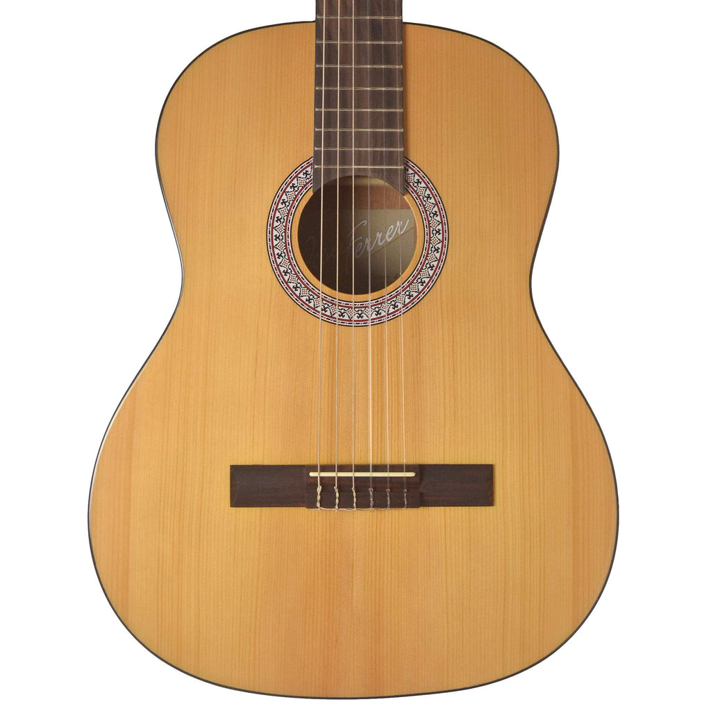 Jose Ferrer Estudiante. 4/4 Size Classical 5208A Acoustic Guitar, Jose Ferrer, Sounds Great Music
