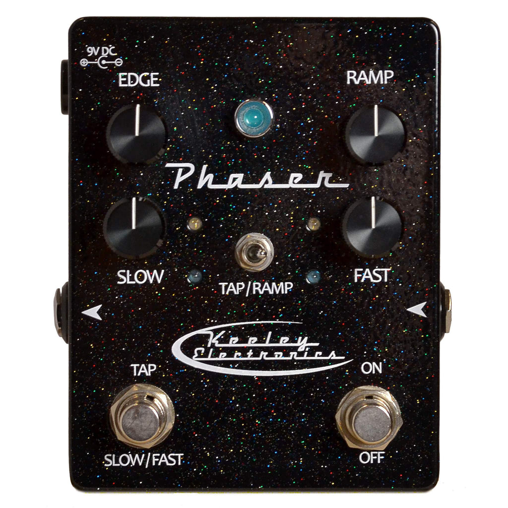 Keeley 6 Stage Phaser - Stomp Box - Keeley - Sounds Great Music