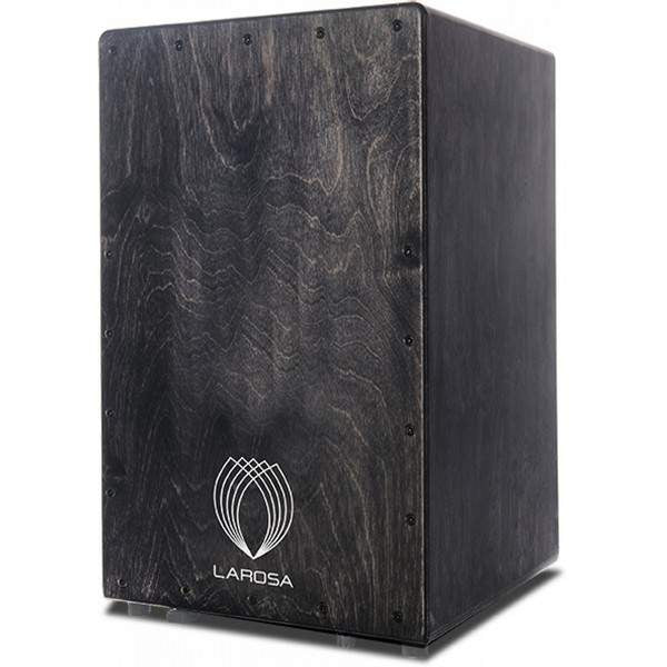 LAROSA BASIC CAJON BLACKIE Education & Hand Percussion, Larosa, Sounds Great Music