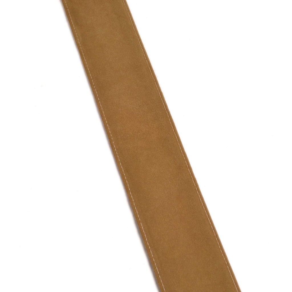 Leathergraft Reversible Deluxe Black/Tan Leather Guitar Strap - Guitar Straps - Leathergraft - Sounds Great Music