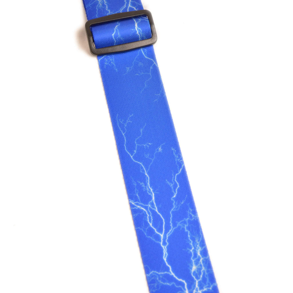 "Leathergraft XL Lightning 2"" Guitar Strap Guitar Straps, Leathergraft, Sounds Great Music"