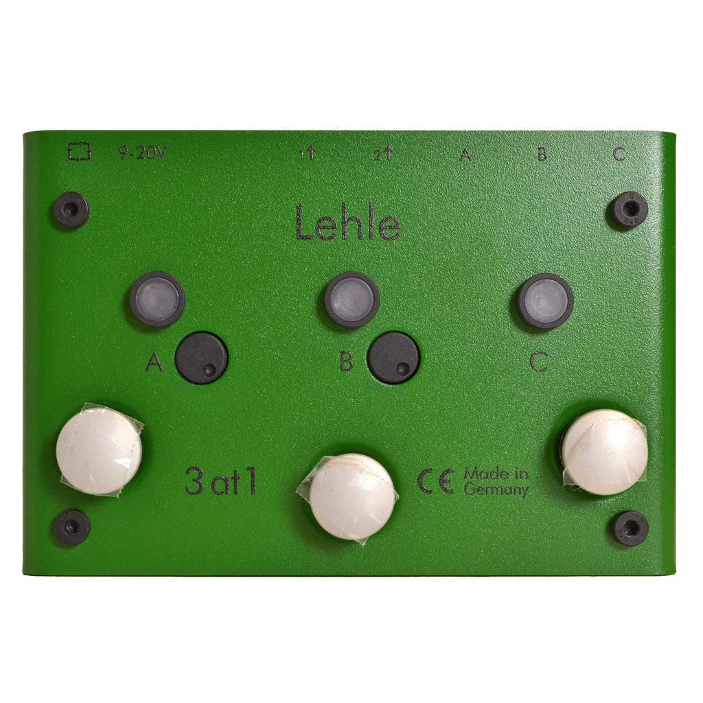 Lehle 3at1 SGoS - FX Controller / Midi - Lehle - Sounds Great Music