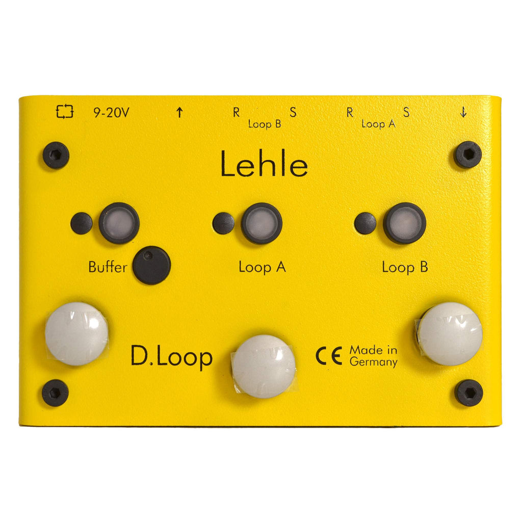 Lehle D Loop SGoS - FX Controller / Midi - Lehle - Sounds Great Music