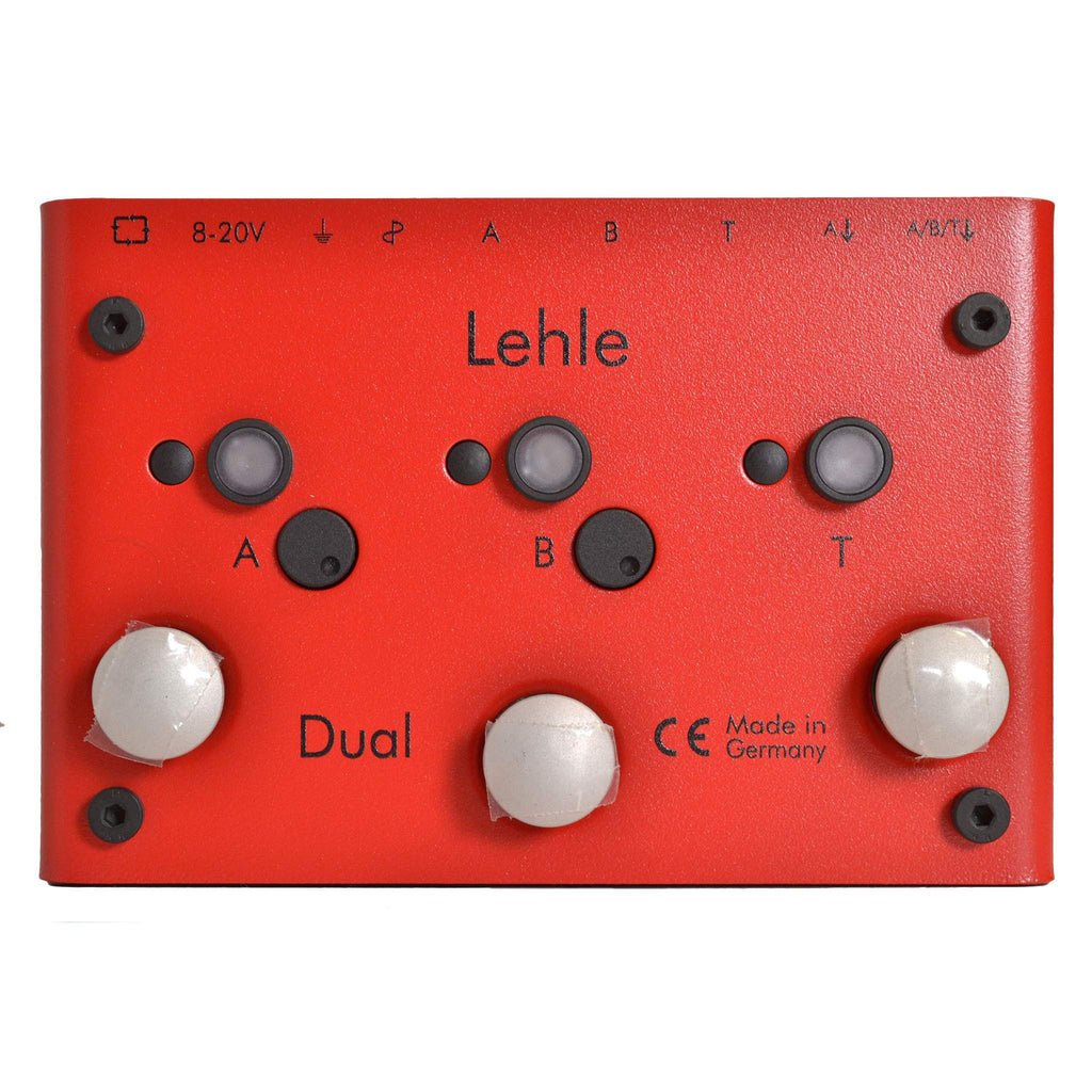 Lehle Dual SGoS - FX Controller / Midi - Lehle - Sounds Great Music