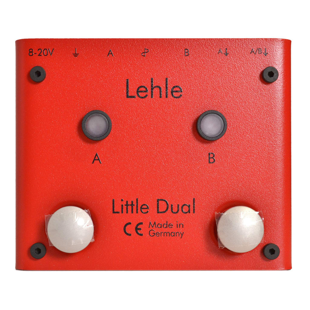 Lehle Little Dual - FX Controller / Midi - Lehle - Sounds Great Music