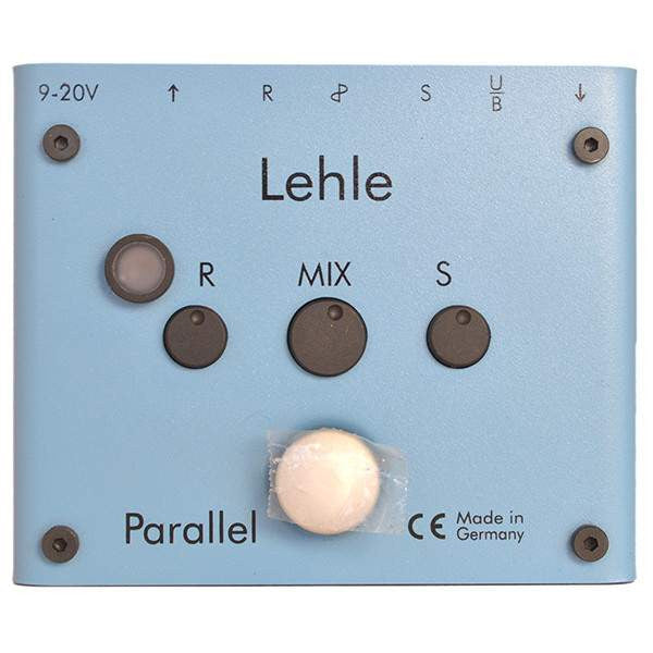 Lehle Parallel L FX Controller / Midi, Lehle, Sounds Great Music