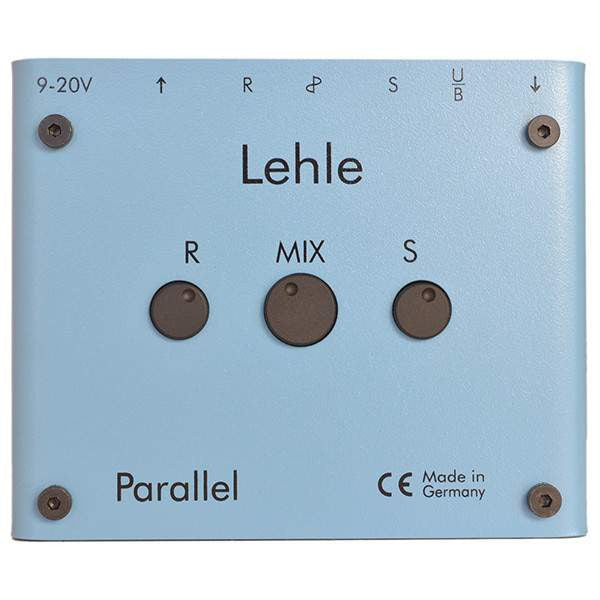Lehle Parallel M FX Controller / Midi, Lehle, Sounds Great Music