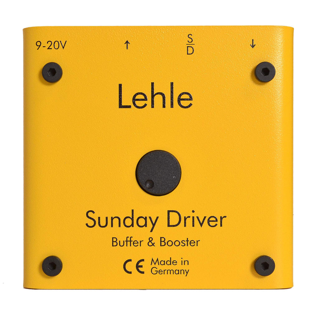 Lehle Sunday Driver FX Controller / Midi, Lehle, Sounds Great Music