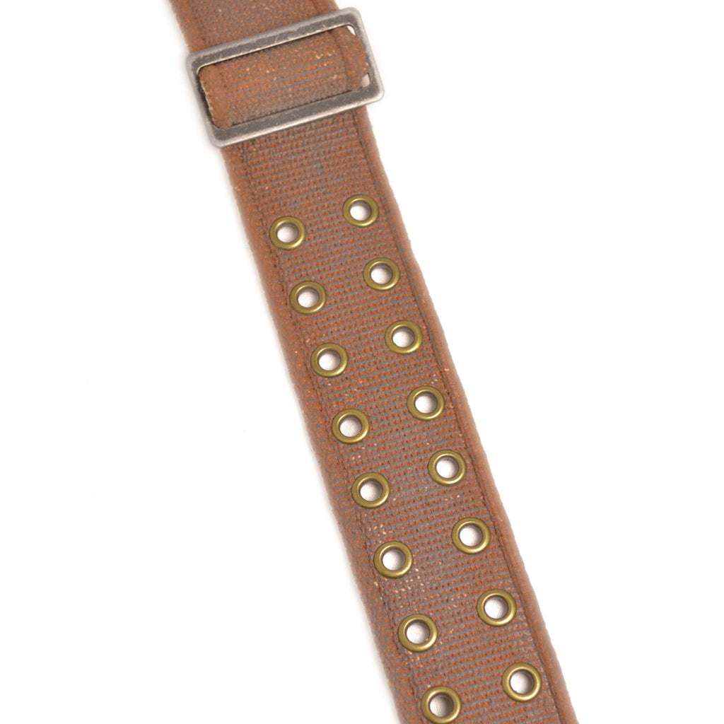 Levy's Sangle Coton Vieilli MC8TWE brown Guitar Straps, Levys, Sounds Great Music