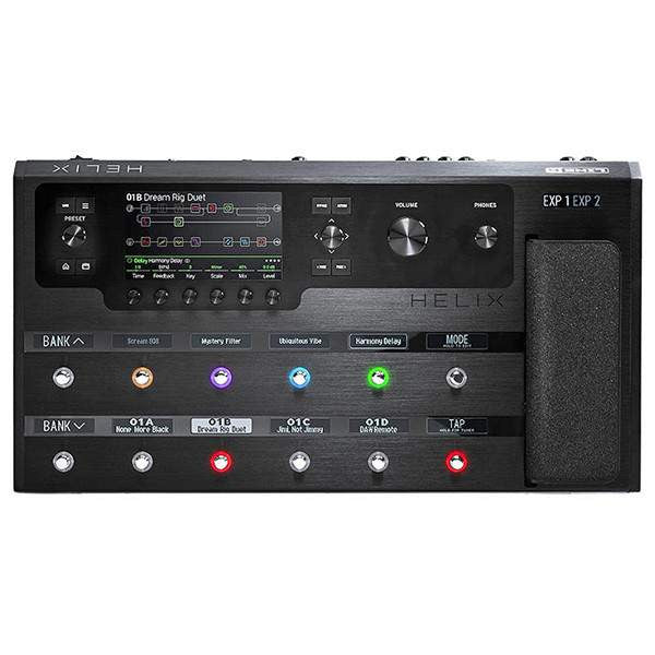Line 6 Helix - Multi FX - Line 6 - Sounds Great Music