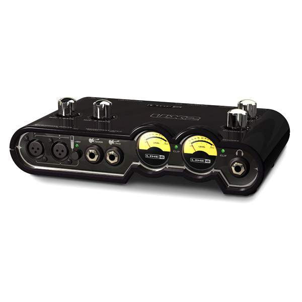 Line 6 Pod Studio UX2 - Interfaces - Line 6 - Sounds Great Music