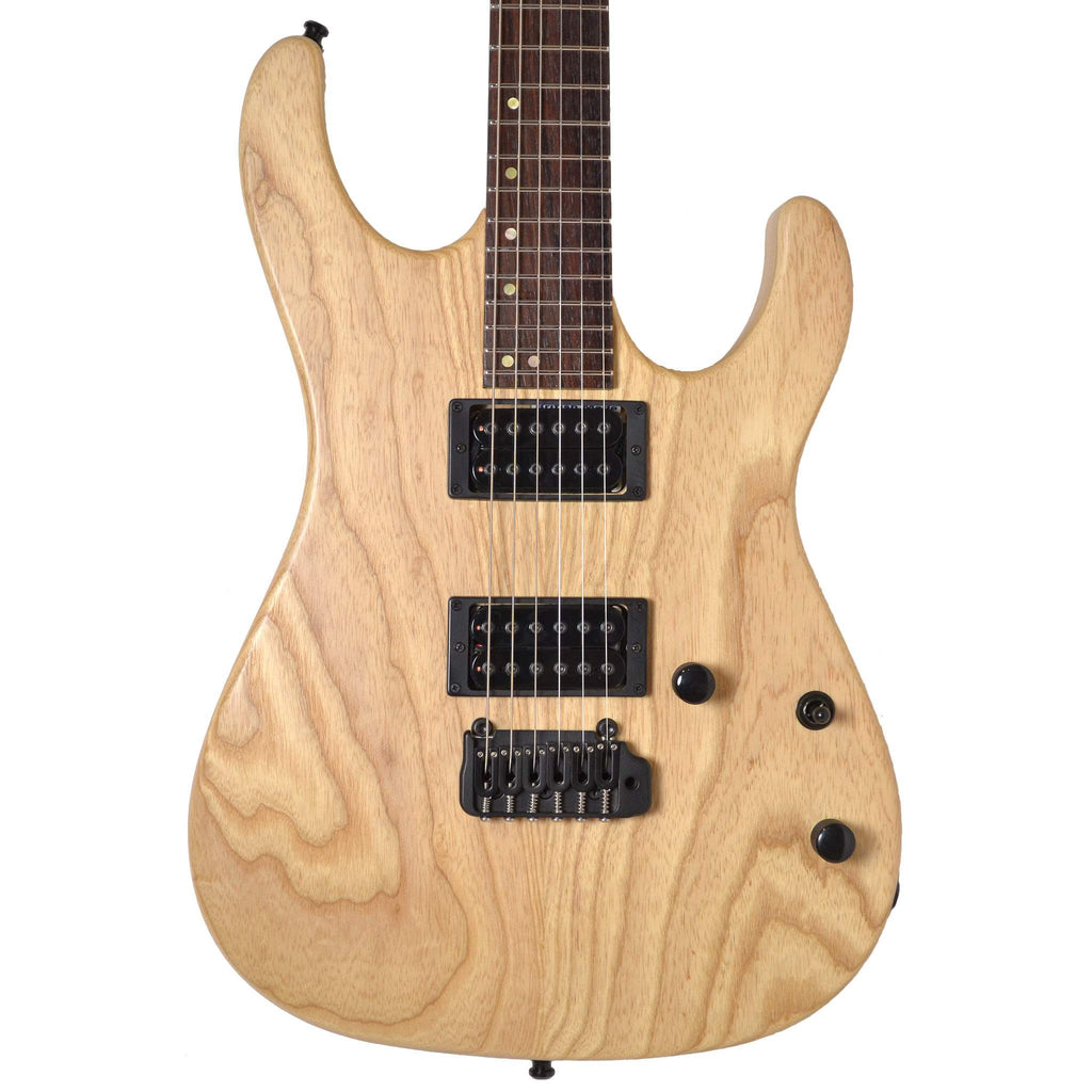 MacPherson The Pagan Swamp Ash Natural Electric Guitar, MacPherson Guitars, Sounds Great Music