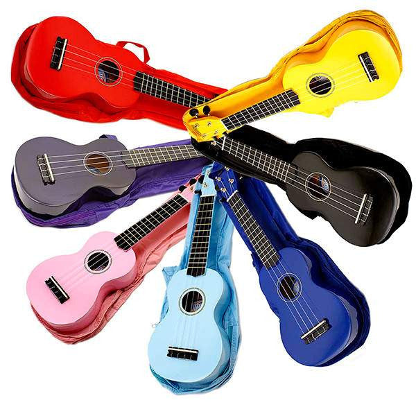 Mahalo Rainbow Ukulele MR1 2511 Ukuleles, Mahalo, Sounds Great Music