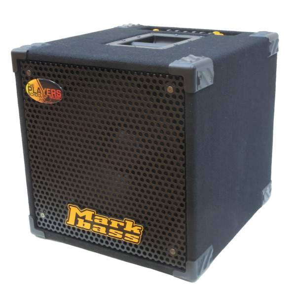 Markbass Mini CMD 151 JB Player Bass Amp, Markbass, Sounds Great Music