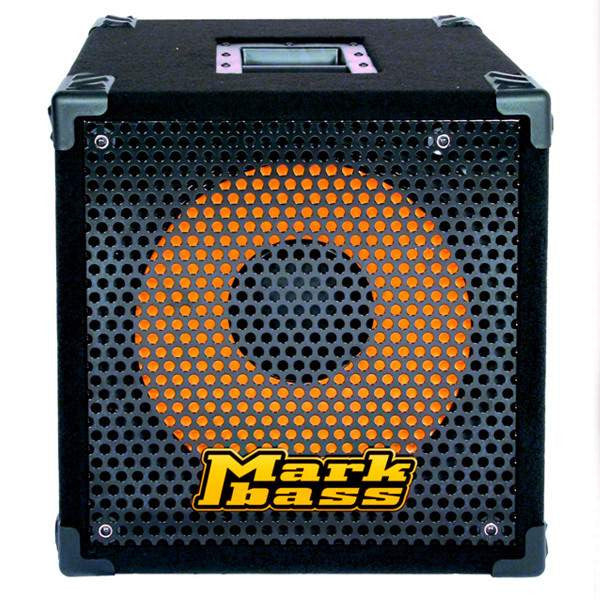 Markbass New York NY151 Cab Bass Amp, Markbass, Sounds Great Music