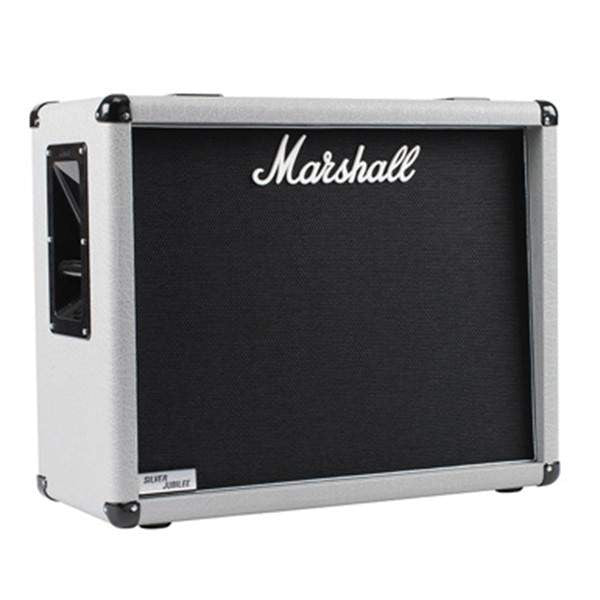 Marshall 2536 Silver Jubilee 212 Cab Cabinet, Marshall, Sounds Great Music