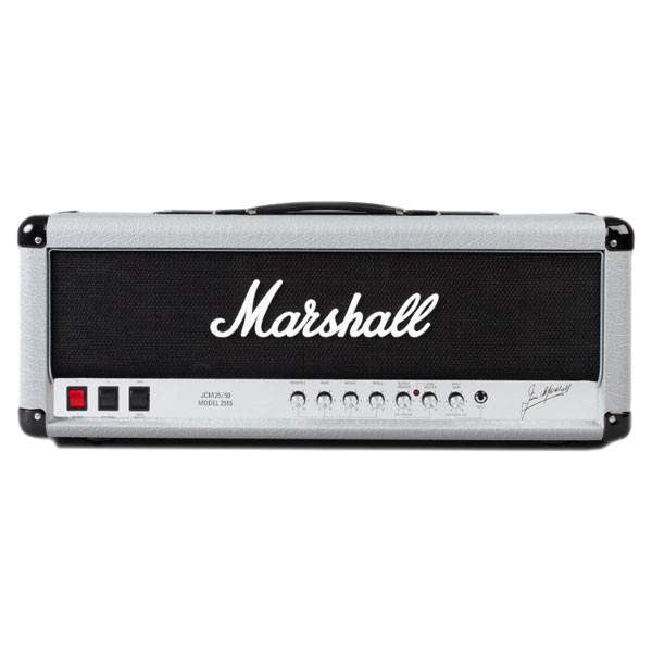 Marshall 2555X Silver Jubilee Re-Issue - Amplifier Head - Marshall - Sounds Great Music